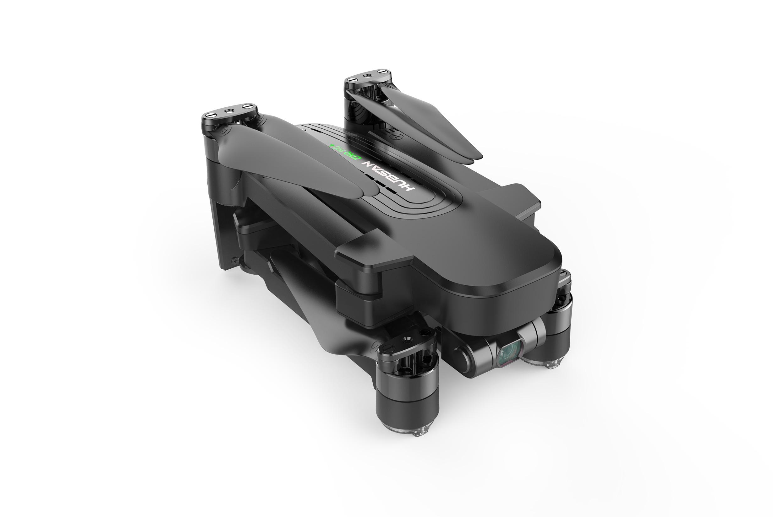 Радиоуправляемый квадрокоптер Hubsan Zino H117S Pro Plus — Zino Pro Plus+Bag+EB-2