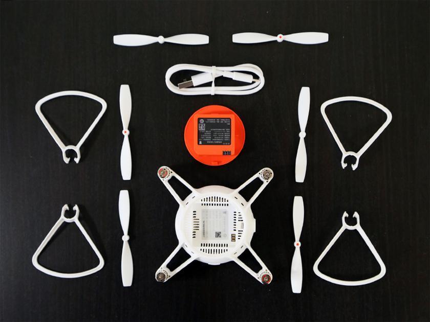 Квадрокоптер Xiaomi MITU Drone 720p-2