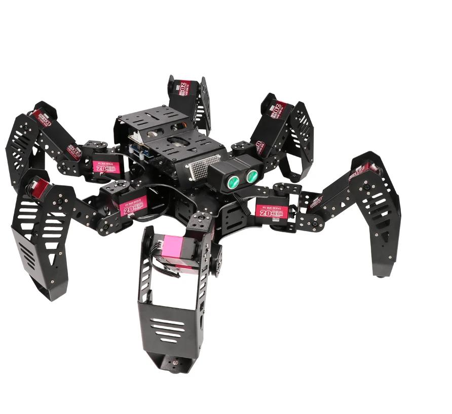 Конструктор для изучения многокомпонентных робототехнических систем