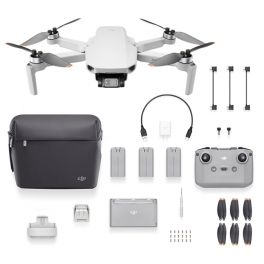 Квадрокоптер DJI Mini 2 Fly More Combo