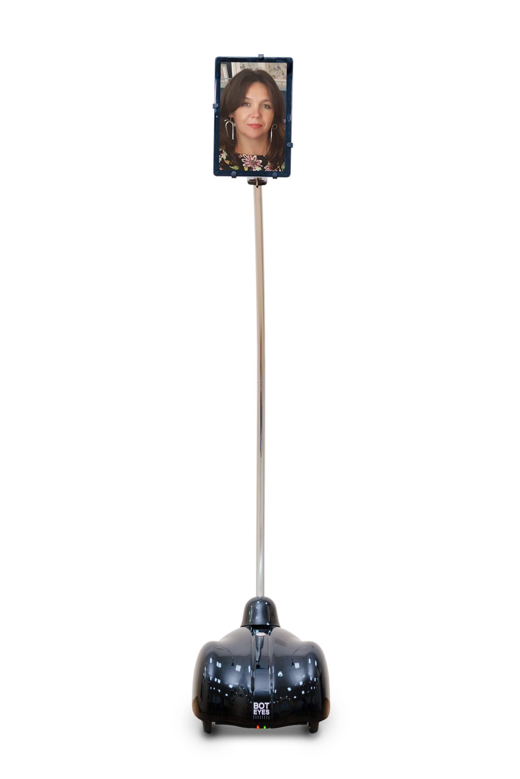 Робот телеприсутствия BotEyes
